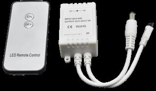 Controller für LED Stripes mit Fernbedienung
